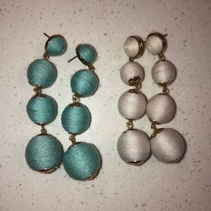 Jewelry - Set of drop earrings